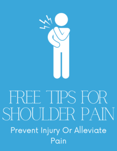 Shoulder Pain Free Tips